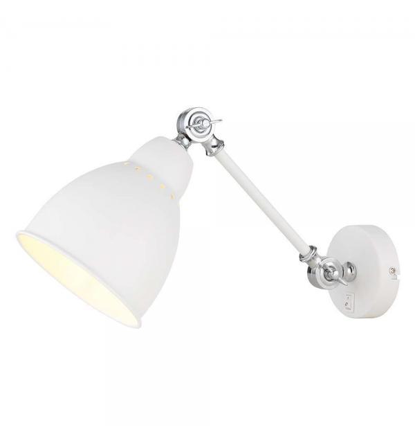 Светильник Arte BRACCIO A2054AP-1WH