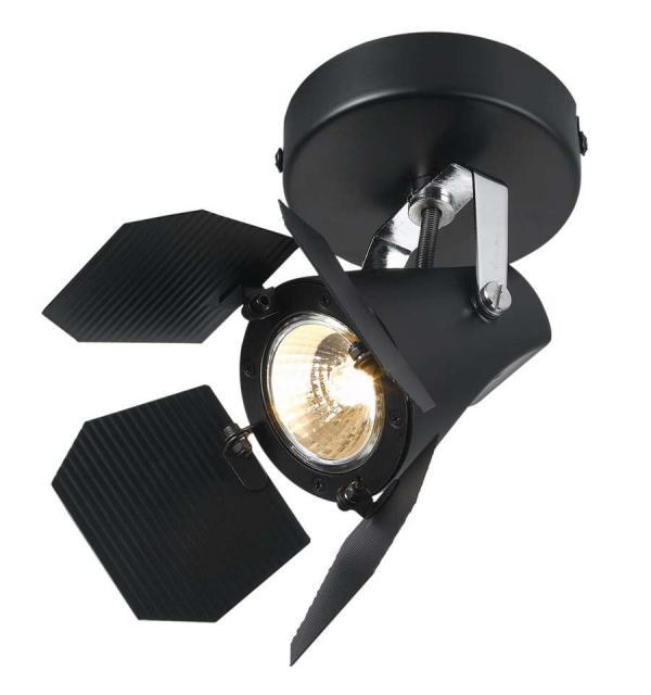 Светильник Arte CINEMA A3092AP-1BK