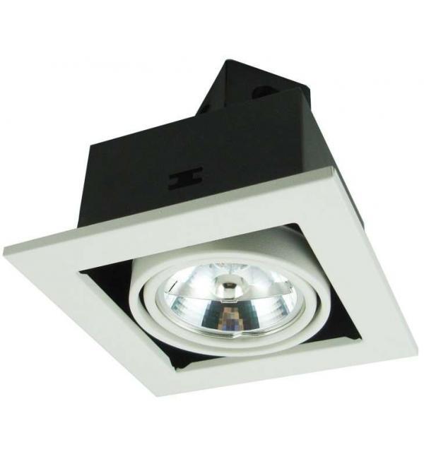Светильник Arte TECHNIKA A5930PL-1WH