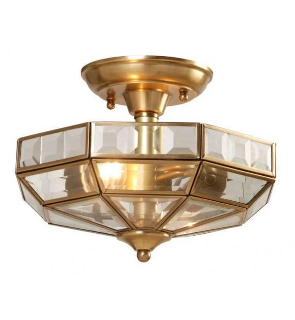 Светильник Arte VITRAGE A7839PL-2AB