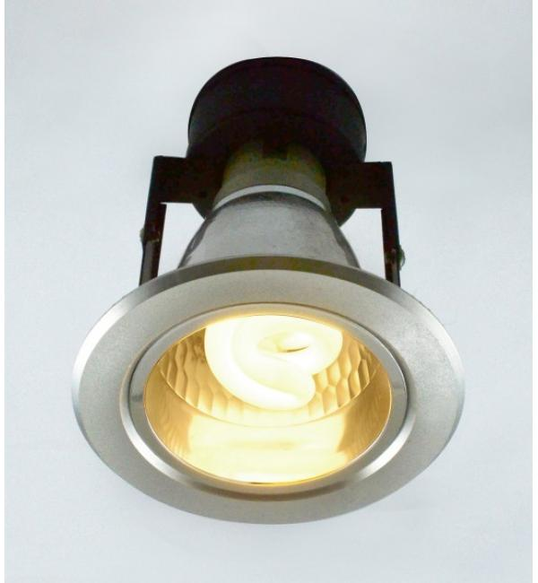 Светильник Arte DOWNLIGHTS A8043PL-1SI