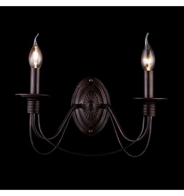 Светильник Freya VELIA FR2046-WL-02-BR (FR046-02-B)