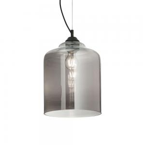 Светильник Ideallux BISTRO SP1 SQUARE FUME 112312