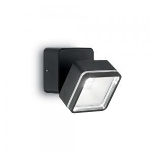 Светильник Ideallux OMEGA SQUARE AP1 NERO 165370