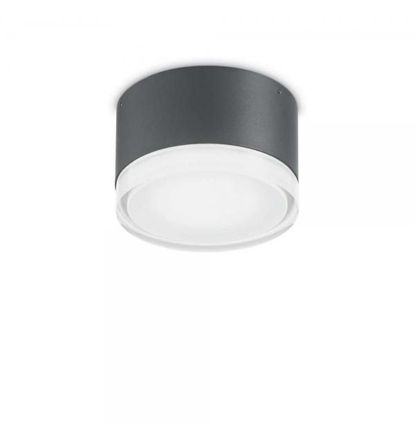 Светильник Ideallux URANO PL1 SMALL ANTRACITE 168111