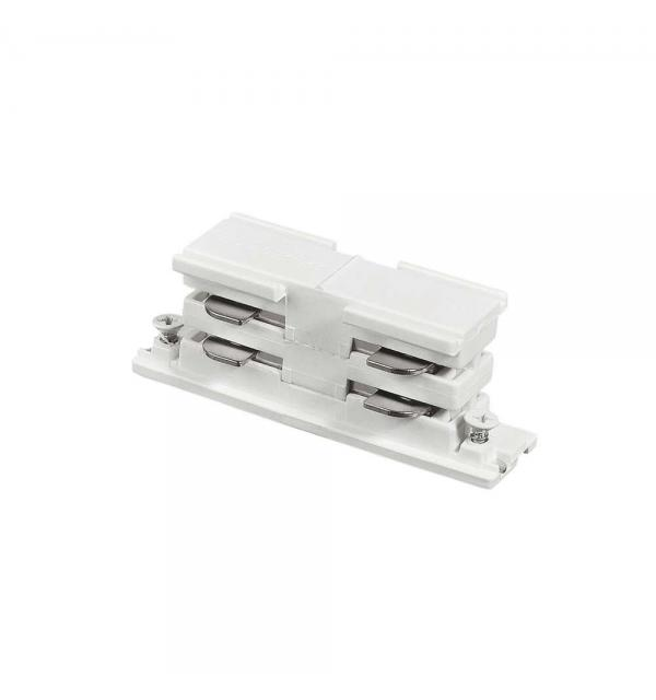 Аксессуар Ideallux LINK STRAIGHT CONNECTOR WHITE 169637