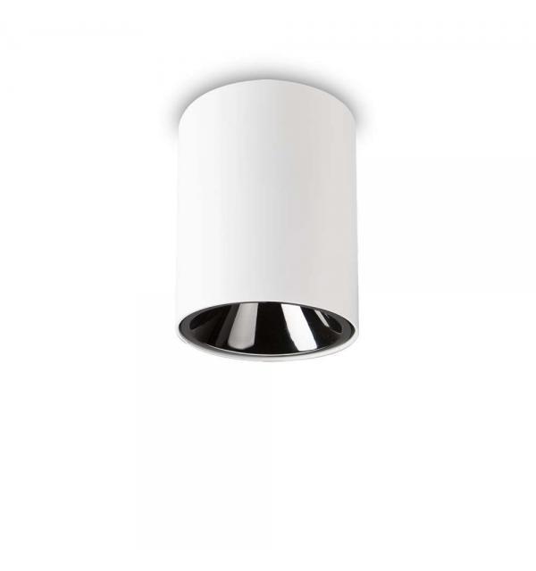 Светильник Ideallux NITRO 15W ROUND BIANCO 205977