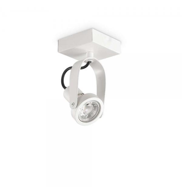 Светильник Ideallux GLIM COMPACT PL1 BIANCO 229553