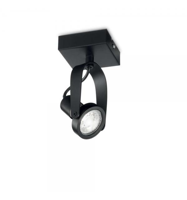 Светильник Ideallux GLIM COMPACT PL1 NERO 229560