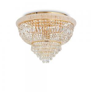 Светильник Ideallux DUBAI PL24 OTTONE 243498