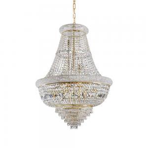 Светильник Ideallux DUBAI SP24 OTTONE 243528
