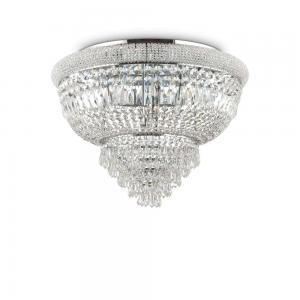 Светильник Ideallux DUBAI PL24 CROMO 243566