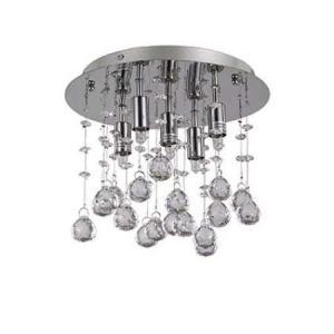 Светильник Ideallux MOONLIGHT PL5 CROMO 094649
