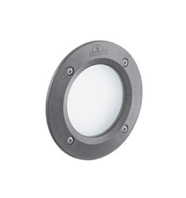Светильник Ideallux LETI ROUND FI1 GRIGIO 096568