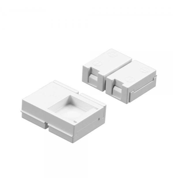 408100 Соединитель жесткий для ленты 12V 5050LED одноцветной 40005Х или 12V 5630LED 40007Х