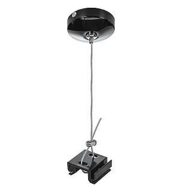 Трековый 1-фазный адаптер BARRA к 0510х/05121х/05122х/21443х/21444х СЕРЫЙ 592009