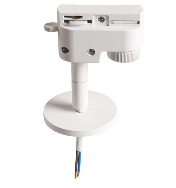 Трековое крепление с 1-фазным адаптером  Lightstar ASTA 592056