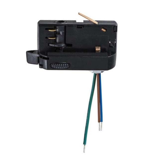 Трековый 3-фазный адаптер BARRA к 0510х/05121х/05122х/21443х/21444х ЧЕРНЫЙ 594007