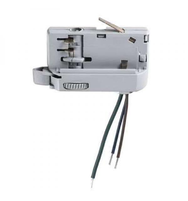 Трековый 3-фазный адаптер BARRA к 0510х/05121х/05122х/21443х/21444х СЕРЫЙ 594009
