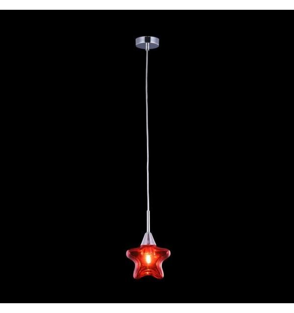 Светильник Maytoni STAR MOD246-PL-01-R