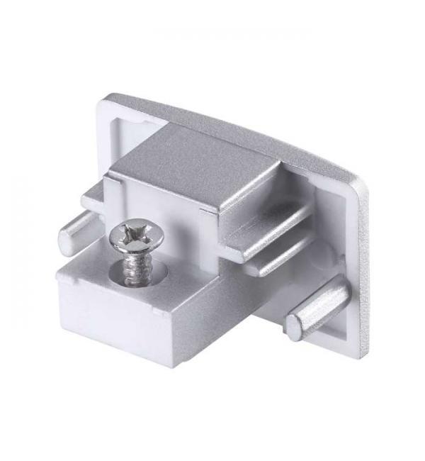 Заглушка торцевая для однофазного шинопровода Novotech  135087
