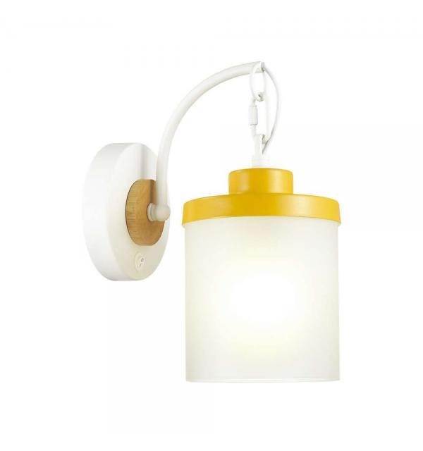 Светильник Odeon Light SMILY 4652/1WB