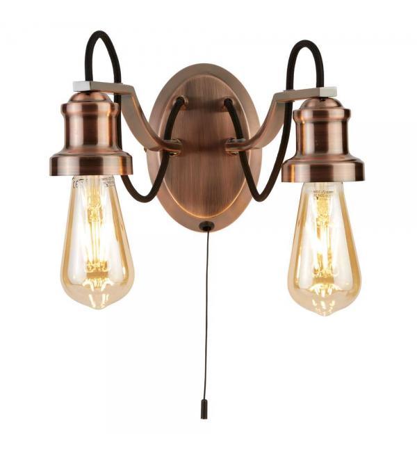 Светильник Searchlight OLIVIA 1062-2CU
