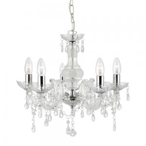 Светильник Searchlight MARIE THERESE 1455-5CL