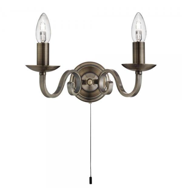 Светильник Searchlight RICHMOND 1502-2AB