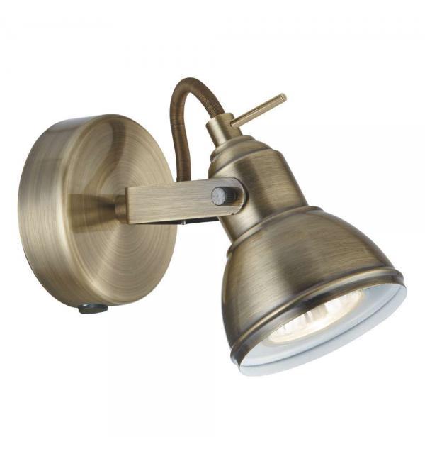 Светильник Searchlight FOCUS 1541AB