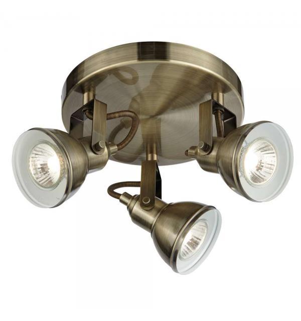 Светильник Searchlight FOCUS 1543AB