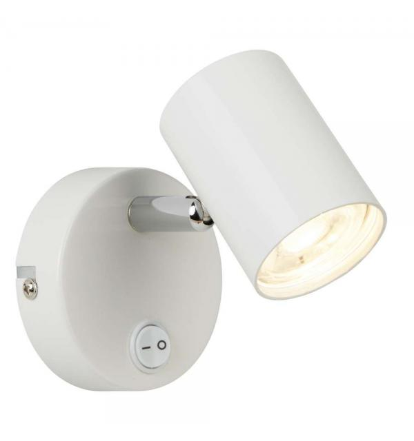 Светильник Searchlight ROLLO 3171WH