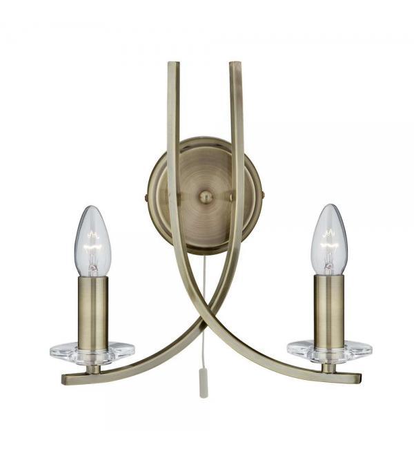 Светильник Searchlight ASCONA 4162-2AB