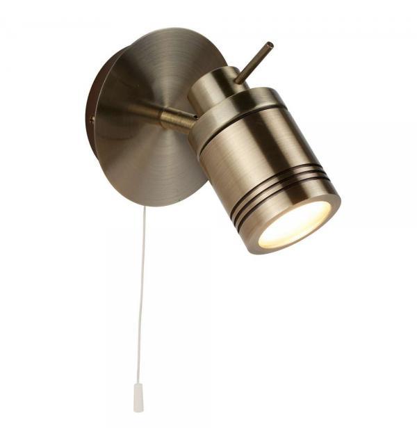 Светильник Searchlight SAMSON 6601AB