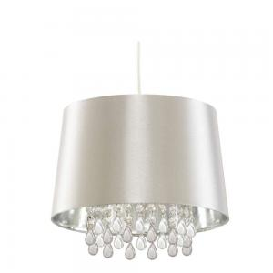 Светильник Searchlight PENDANTS CL7026SICW